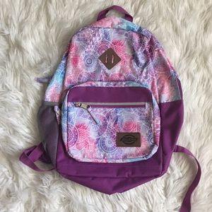 Dickies printed backpack